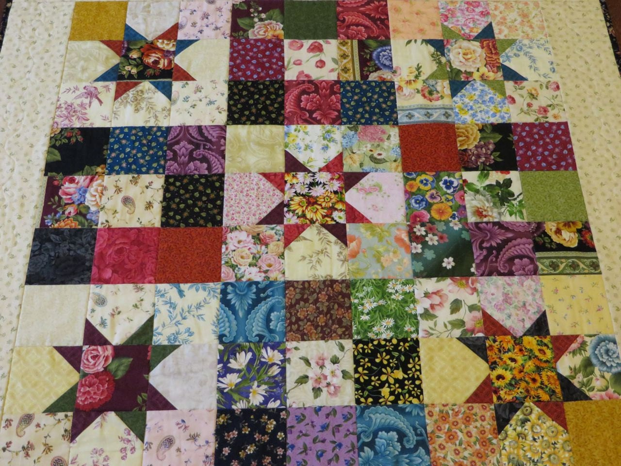 Quick And Easy Quilt Pattern For Pre Cut 5 Inch Squares
