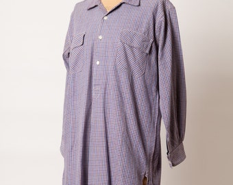French Worker Shirt 1920's