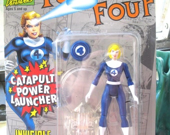 Marvel Super Heroes Fantastic Four Invisible Girl NIP