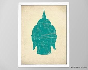 Buddhist Wall Art buddhist wall art   etsy