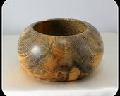 Wood Bowl.  Home Décor.   Hand turned Bowl.  Home Décor.