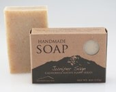 Juniper Sage - Handmade Vegan Soap - California Native Plant Series
