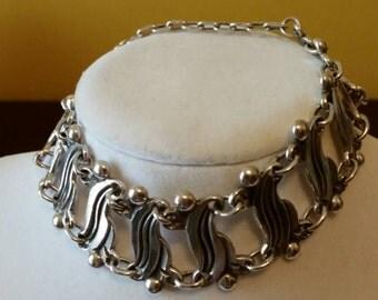 Mondragon 980 Silver Bracelet