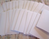 Blank Cards and Envelopes  Set of 25
