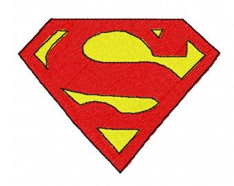 SH4 Superman Logo