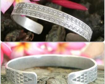 Handmade Silver Bracelet - Thai Silver Bracelet (5)