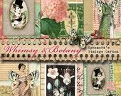 Whimsy & Botany II - Fits Regular Midori/Fauxdori