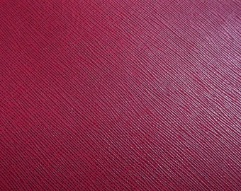 Magenta(11x14.6'')Lambskin/Genuine leather. Craft Supplies .For Jewelry,Accessories ,Decorations...