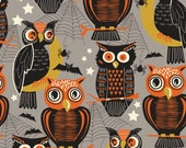 Spooktacular by Maude Asbury for Blend in Who's There Grey