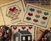 Nice and Country Rugs To Crochet Book 1 Introducing The New Connect-As-You-Go Method