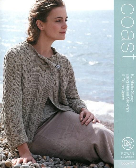 Martin Storey Knitting Patterns : Coast Rowan Classic Book 17 by Martin Storey Knitting Pattern