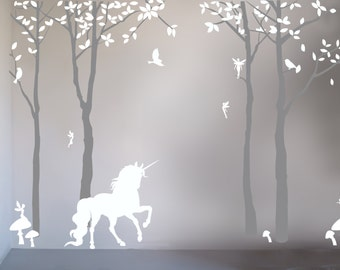Magical Unicorn Wall Sticker