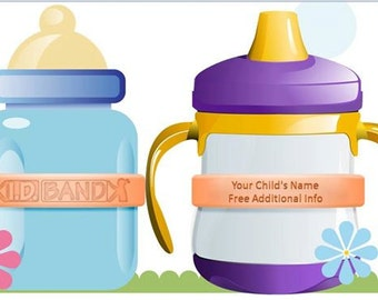 Bottle & Sippy Cup Labels