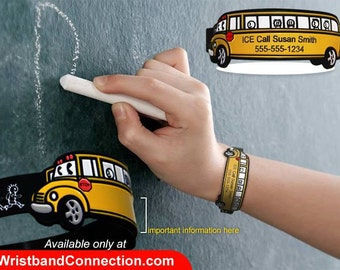 Bus Band ID for Kids