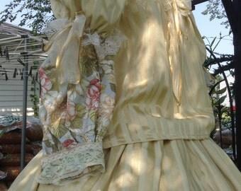 Ladies Civil war dress