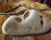 Large Hag Stone  - Scottish witch wicca shaman druid stone pagan amulet charm workings cunningman