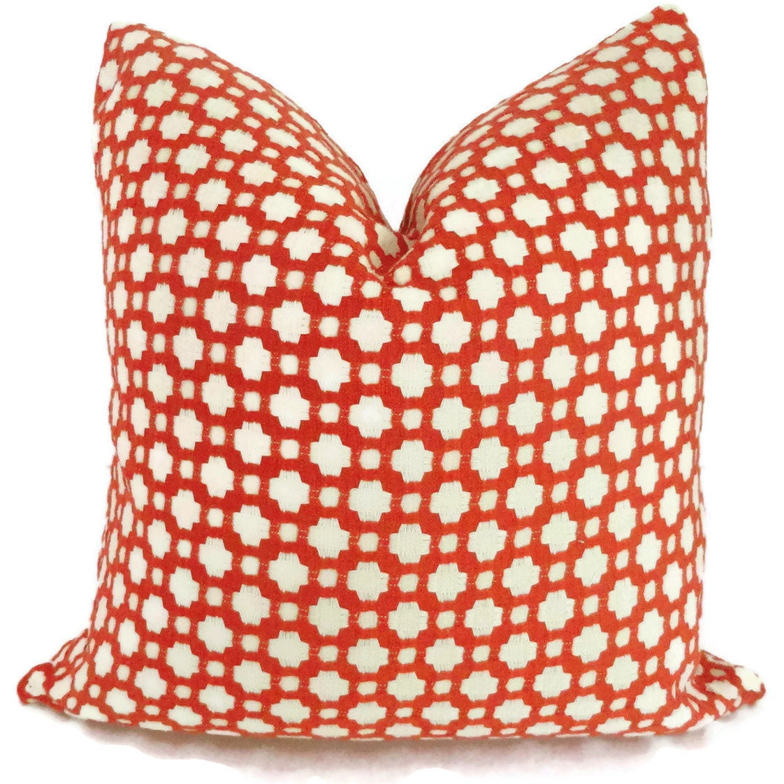 Schumacher Betwixt in Spark Decorative Pillow Cover Toss