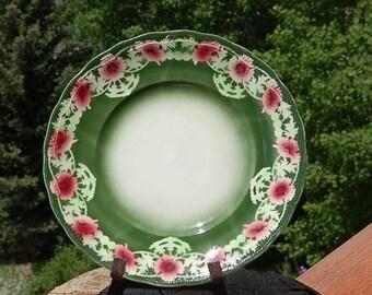 Maestricht Victorian Plate  Stoneware