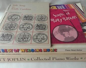 20% OFF National, Wedding, Waltzes, Jewish Folk Vintage Music Books