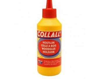 Collall PVA Glue, all purpose glue, mosaic adhesive, mosaic glue, card making, 250ml, white glue, thick glue, indoor outdoor glue
