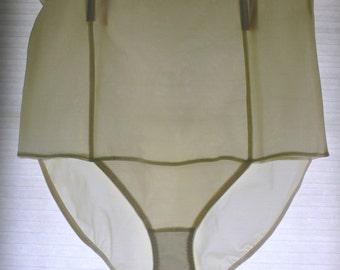 panties size 8x size 46 boned