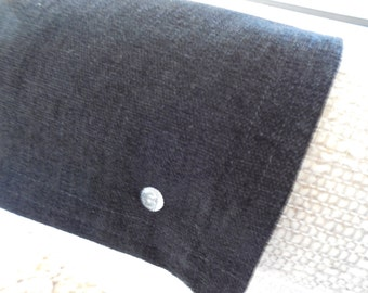 Furniture Cover Recliner Cap Chair Head Cover Headrest Pad Deluxe Benson Black & Etsy :: Your place to buy and sell all things handmade islam-shia.org