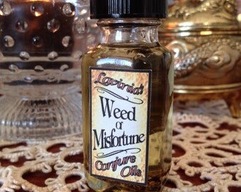Weed of Misfortune oil