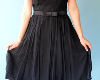 Sleeveless Little Black Party Dress So cUteee