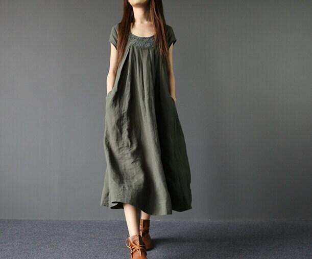 Fitting loose dresses