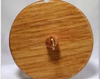 Drop Spindle - DS-087 - Golden Oak