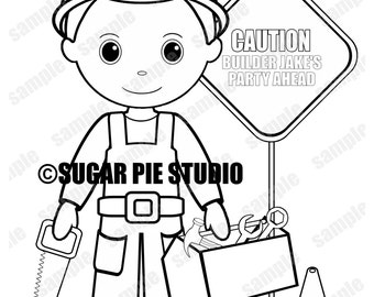 spa party coloring pages - photo#23