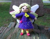 Little girl (with wings)