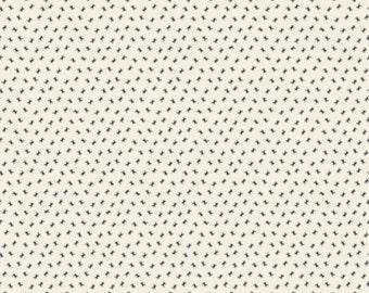 Happy Haunting by Deena Rutter for Riley Blake Designs, Spider Cream, SKU C4676, 1 yd