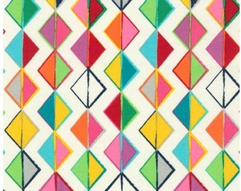 Garden Triangles from Robert Kaufman's Creatures and Critters 3 Collection