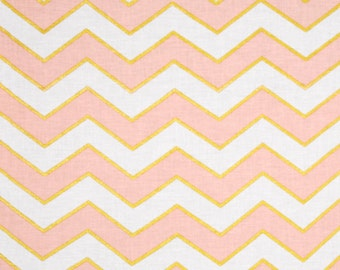 Confection Chic Chevron Pearlized From Michael Miller's Glitz Collection