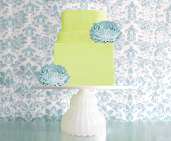 Art Deco Cake Stand for Art Deco Weddings / Large Cake Stand
