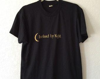 90's // Ireland By Night Shirt
