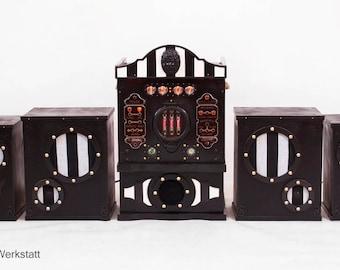 Victorian Electro Audio Device