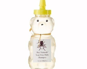 Tear-Free Baby Shampoo
