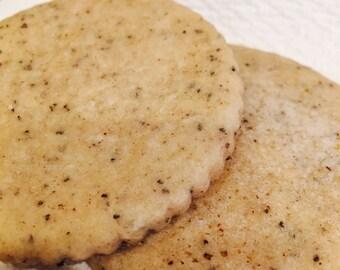Coffee Sugar Cookies