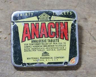 anacin tablet images