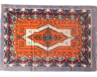 Doll House Rug, Oriental Carpet, Doll House Furniture