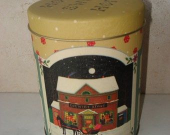 Vintage Tin Home Sweet Home Country Decor