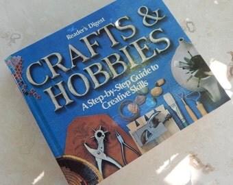 Reader's Digest Crafts & Hobbies  --  1979 Edition Reader's Digest Crafts and Hobbies