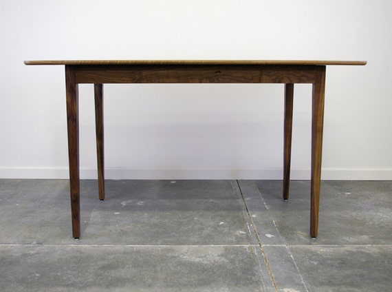Walnut Shaker Dining Table SALE By FourHouseandHome On Etsy