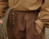 RESERVED FOR ADAM - Men's Renaissance Venetian Trousers