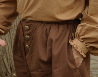 Men's Custom Renaissance Venetian Trousers