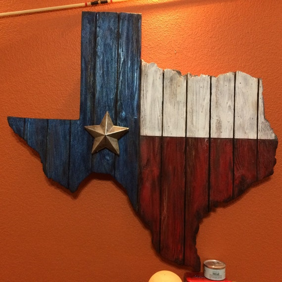 items similar to reclaimed wood texas wall decor on etsy. Black Bedroom Furniture Sets. Home Design Ideas