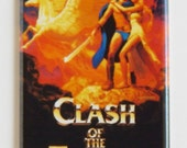 Clash of the Titans Movie Poster Fridge Magnet (1.5 x 4.5 inches)