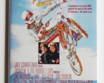 Rad Movie Poster Fridge Magnet